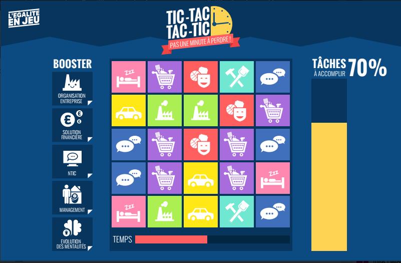 tictac tactic